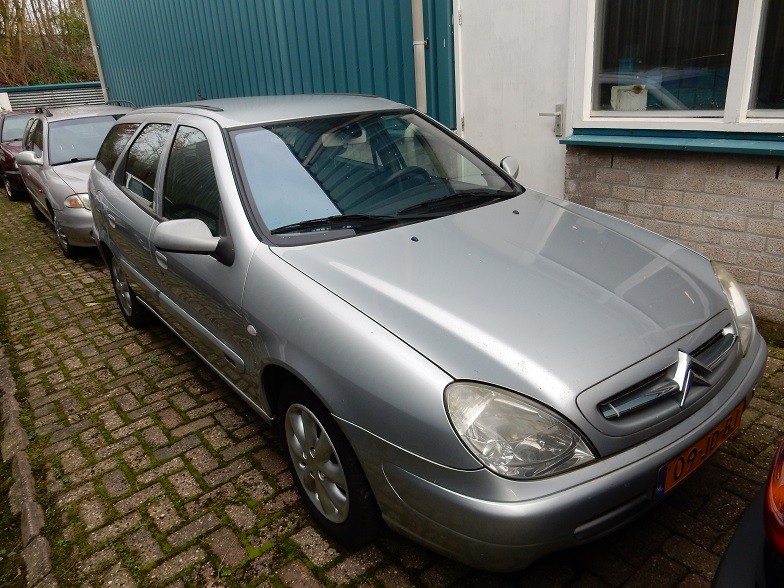Citroen Xsara 1.6 I 16V Break 2002 Grijs Station